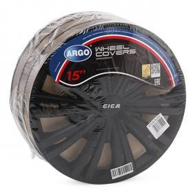 15 GIGA BLACK ARGO Enjoliveurs en ligne à petits prix