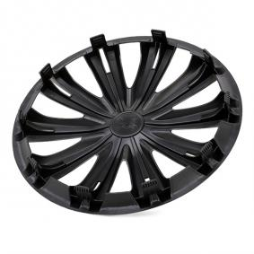 ARGO 15 GIGA BLACK Enjoliveurs
