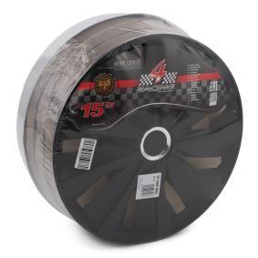 15 GRIP PRO BLACK ARGO Hjulkapsler billigt online