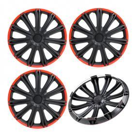15 NERO R Wheel covers for vehicles