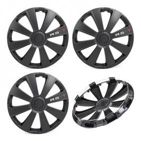15 RST BLACK Wheel covers for vehicles