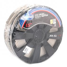 15 RST BLACK ARGO Wheel covers cheaply online