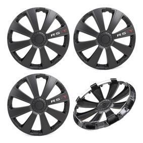 15 RST BLACK Proteções de roda para veículos