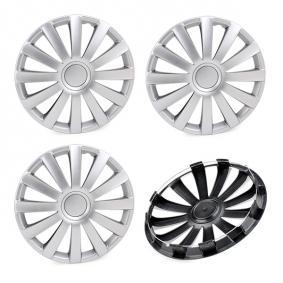 15 SPYDER Wheel covers for vehicles