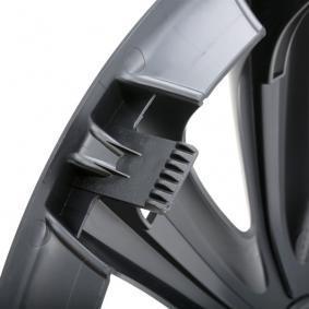 ARGO Hjulkapsler (16 GIGA BLACK) til lav pris