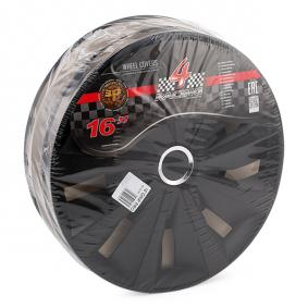 16 GRIP PRO BLACK ARGO Wheel covers cheaply online