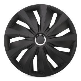 ARGO Wheel covers 16 GRIP PRO BLACK
