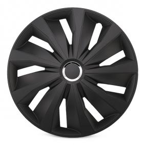 ARGO Wheel covers 16 GRIP PRO BLACK
