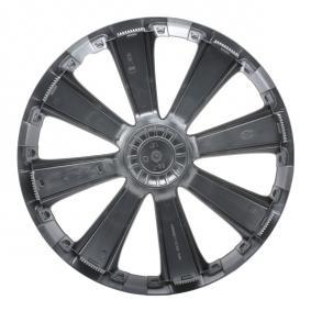 16 RST BLACK Kryty kol pro vozidla
