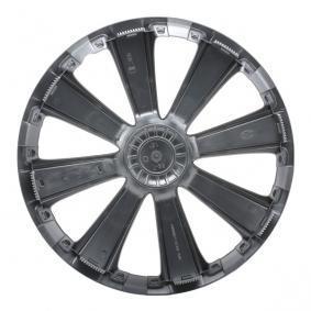 16 RST BLACK Hjulkapsler til køretøjer