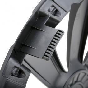 ARGO Hjulkapsler 16 RST BLACK