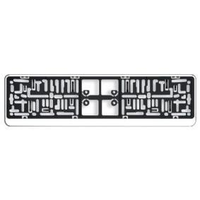 Licence plate holders for cars from ARGO - cheap price
