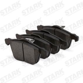 STARK Bremsbelagsatz, Scheibenbremse (SKBP-0011886) niedriger Preis