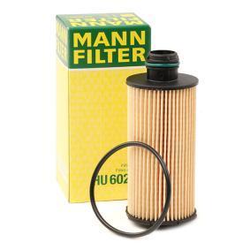 71779389 für FIAT, ALFA ROMEO, LANCIA, Ölfilter MANN-FILTER (HU 6026 z) Online-Shop