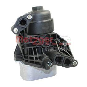 Ölfiltergehäuse / -dichtung 2370016 METZGER