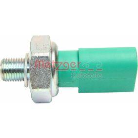 METZGER Ölfiltergehäuse / -dichtung 2370016