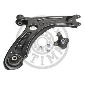 Lenker, Radaufhängung OPTIMAL Art.No - G6-1643S OEM: 1KD407366 für VW, AUDI, SKODA, SEAT kaufen