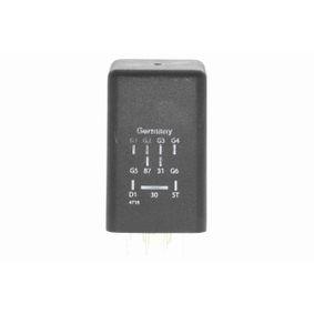 Golf V Хечбек (1K1) VEMO Управляващ блок, време за подгряване V10-71-0004