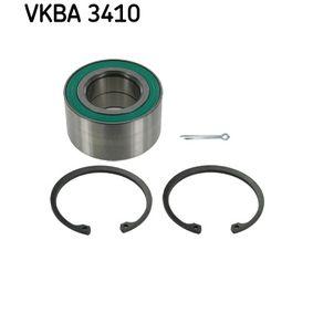 SKF Radlagersatz (VKBA 3410) niedriger Preis