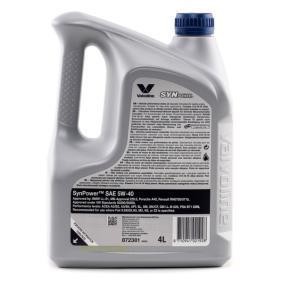 PSA B71 2296 Motoröl Valvoline (872381) niedriger Preis
