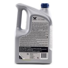 VALVOLINE Auto Öl, Art. Nr.: 872386 online