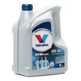 SAE-0W-40 Моторни масла Valvoline 872588 купете