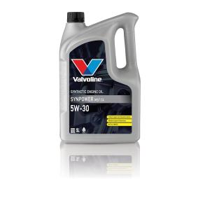 RENAULT RN0720 Двигателно масло 872771 от Valvoline оригинално качество