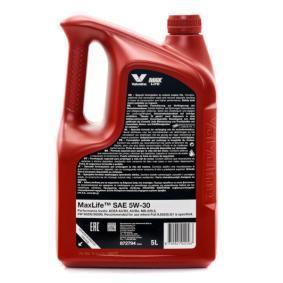 FIAT 9.55535-G1 Valvoline Motoröl, Art. Nr.: 872794 online