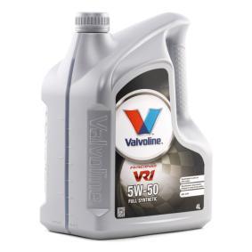 PKW Motoröl VALVOLINE (873434) niedriger Preis