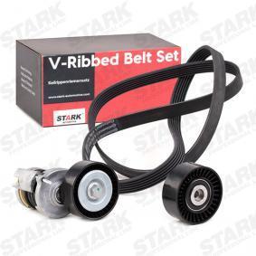 03L903137AB für VW, AUDI, SKODA, SEAT, Keilrippenriemensatz STARK (SKRBS-1200046) Online-Shop