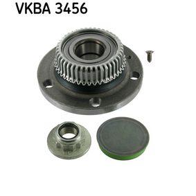 SKF Juego de cojinete de rueda (VKBA 3456) a un precio bajo