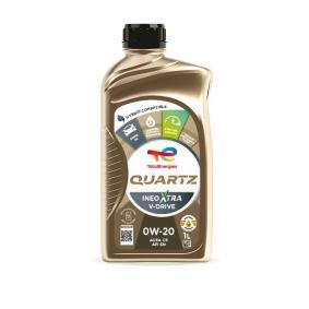 3200201 Olio auto dal TOTAL di qualità originale