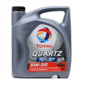 ACEA B5 Motorolie (2198452) fra TOTAL billige bestil