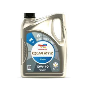 10W-40 Motorenöl TOTAL 2202845 von TOTAL Original Qualität