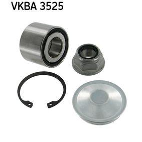 SKF VKBA 3525 Radlagersatz OEM - 432108237R PEUGEOT, RENAULT, MAGNETI MARELLI, RENAULT TRUCKS günstig