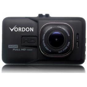 Palubní kamery pro auta od VORDON: objednejte si online