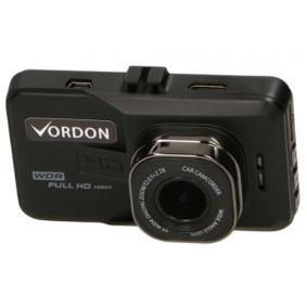 Palubní kamery pro auta od VORDON – levná cena