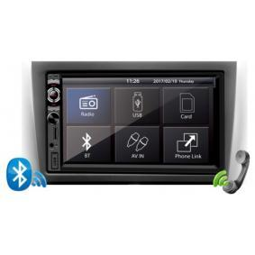 Multimedia-vastaanotin autoihin VORDON-merkiltä: tilaa netistä
