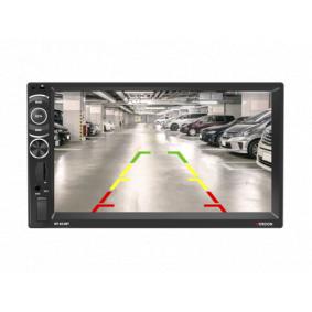 Multimedia-vastaanotin autoihin VORDON-merkiltä - halvalla