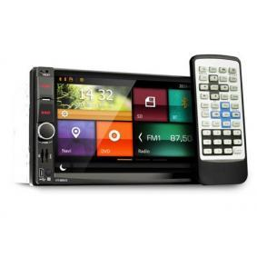HT-869V2IOS Multimedia receiver for vehicles