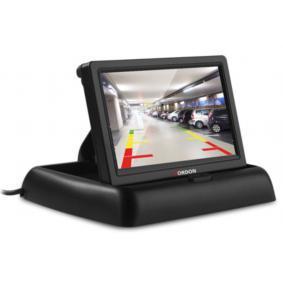 VORDON Monitor, Einparkhilfe CR-43
