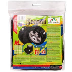 Комплект калъфи за гуми за автомобили от KEGEL - ниска цена