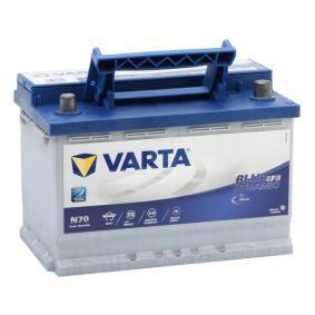VARTA Startovací baterie (570500076D842)