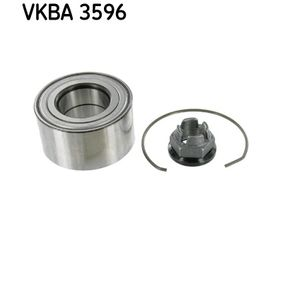 SKF Radlagersatz (VKBA 3596) niedriger Preis