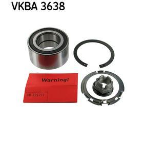 SKF VKBA 3638
