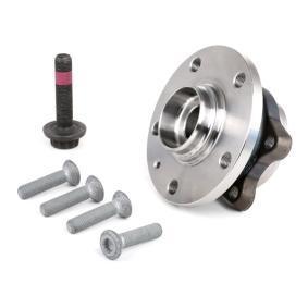 SKF Kit de roulement de roue VKBA 3643