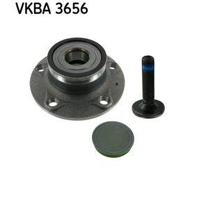 Hjullejesæt bagaksel fra producenten SKF VKBA 3656 op til - 70% rabat!