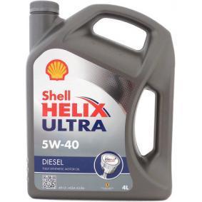 550040549 Olio auto dal SHELL di qualità originale