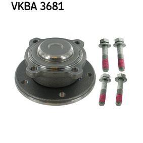 SKF Radlagersatz VKBA 3681