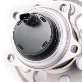 RIDEX TOYOTA RAV 4 Wheel bearing (654W0647)